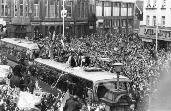 Double-Decker Bus「West Ham」:写真・画像(19)[壁紙.com]