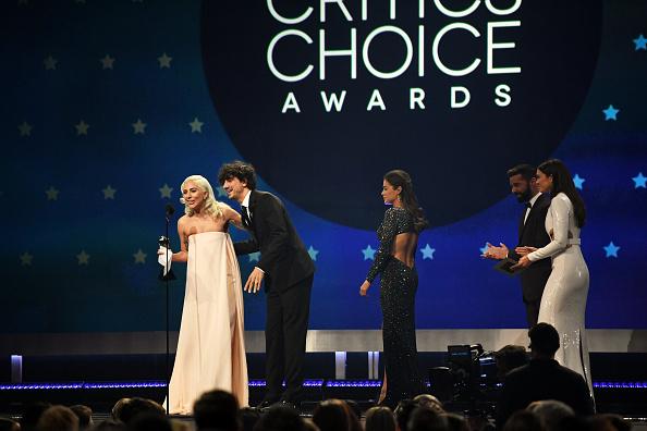 Shallow「The 24th Annual Critics' Choice Awards - Inside」:写真・画像(11)[壁紙.com]