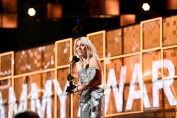 グラミー賞「61st Annual GRAMMY Awards - Inside」:写真・画像(18)[壁紙.com]