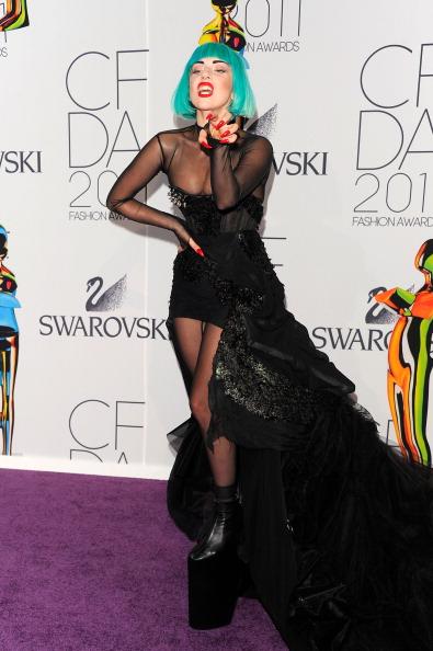 Hosiery「2011 CFDA Fashion Awards - Arrivals」:写真・画像(18)[壁紙.com]