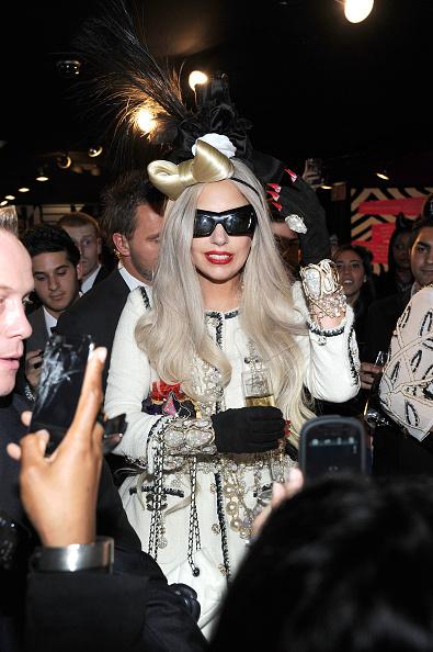 Hair Bow「Barneys New York Celebrates The Launch Of Gaga's Workshop - Inside」:写真・画像(7)[壁紙.com]