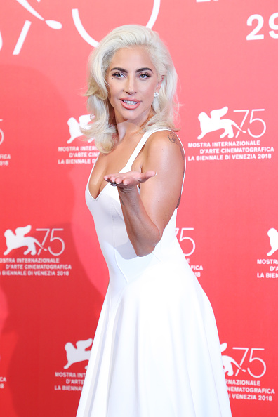 A Star Is Born - 2018 Film「A Star Is Born Photocall - 75th Venice Film Festival」:写真・画像(12)[壁紙.com]