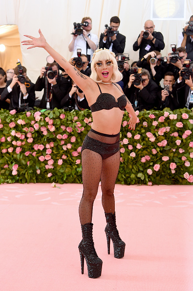 Met Costume Institute Benefit Gala「The 2019 Met Gala Celebrating Camp: Notes on Fashion - Arrivals」:写真・画像(7)[壁紙.com]