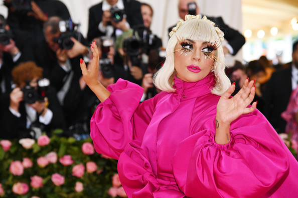 Pink Color「The 2019 Met Gala Celebrating Camp: Notes on Fashion - Arrivals」:写真・画像(16)[壁紙.com]