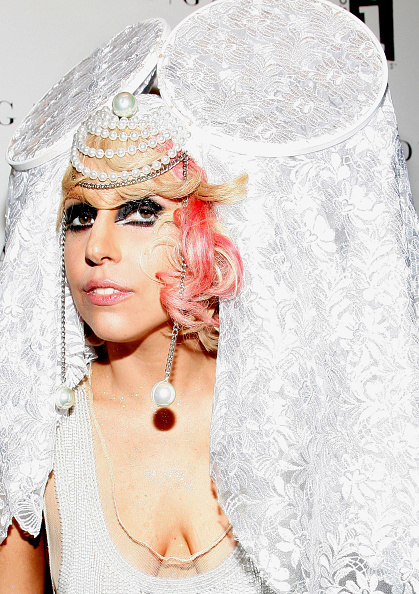 Two-Toned Hair「Lady Gaga's VMA After Party」:写真・画像(17)[壁紙.com]