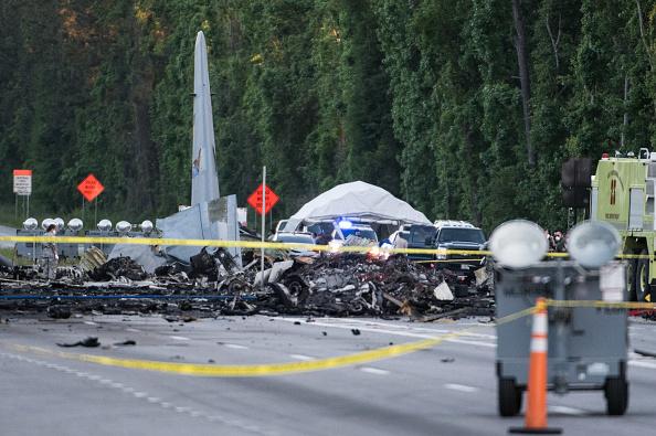 Bestpix「National Guard C-130 Crashes Near Savannah, Killing Nine Crew Members」:写真・画像(0)[壁紙.com]
