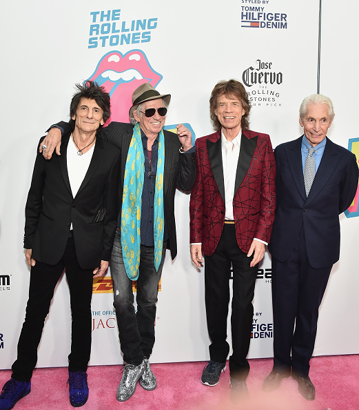Showing Off「The Rolling Stones - Exhibitionism Opening Night」:写真・画像(10)[壁紙.com]