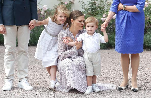 Sweden「The Crown Princess Victoria of Sweden's Birthday Celebrations」:写真・画像(8)[壁紙.com]