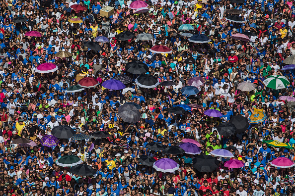 サンパウロ「Thousands Participate In 'March For Jesus' In Sao Paulo, Brazil」:写真・画像(12)[壁紙.com]