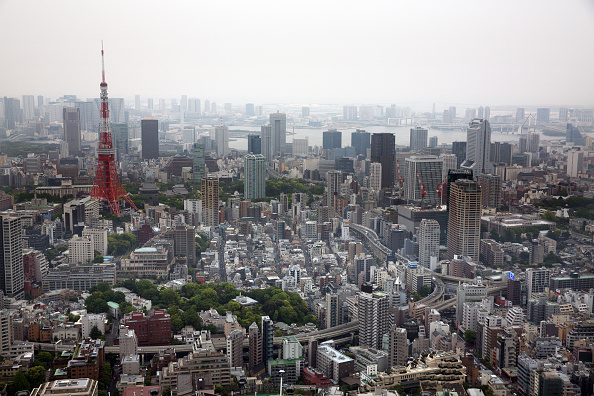 Tokyo Tower「Daily Life In Tokyo」:写真・画像(10)[壁紙.com]