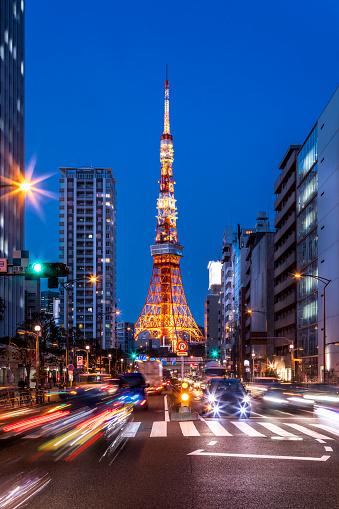 Tokyo Tower「The Tokyo Tower」:スマホ壁紙(13)