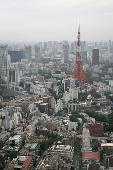 Tokyo Tower「Tokyo Named As The Most Expensive City In The World」:写真・画像(19)[壁紙.com]