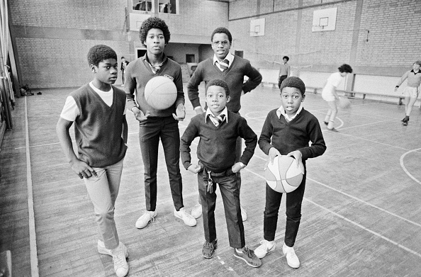 Black History in the UK「Musical Youth At School」:写真・画像(2)[壁紙.com]