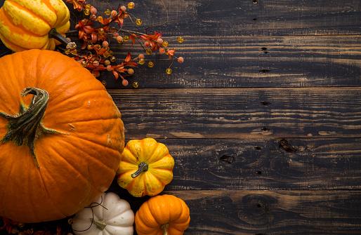 Pumpkin「Fall Pumpkin Holiday Background」:スマホ壁紙(17)