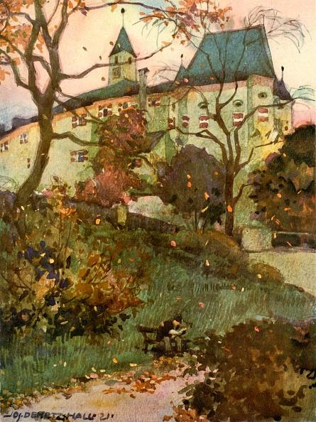 北チロル「Schloss Weyherburg」:写真・画像(12)[壁紙.com]