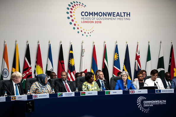 British Empire「CHOGM London 2018 - Day 4」:写真・画像(2)[壁紙.com]