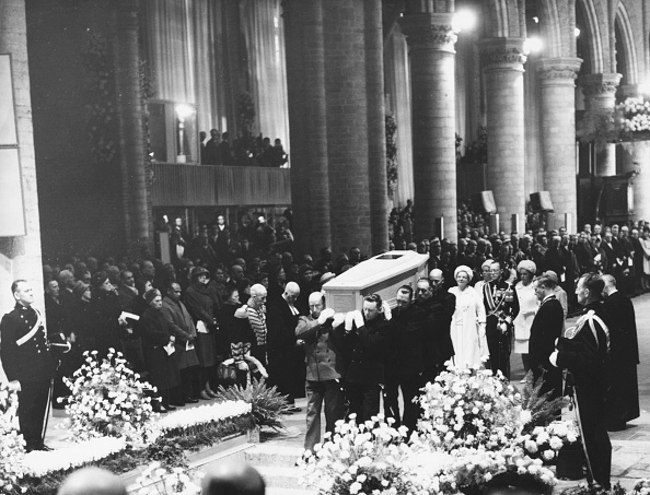 Netherlands「Funeral Of Princess Wilhelmina」:写真・画像(7)[壁紙.com]