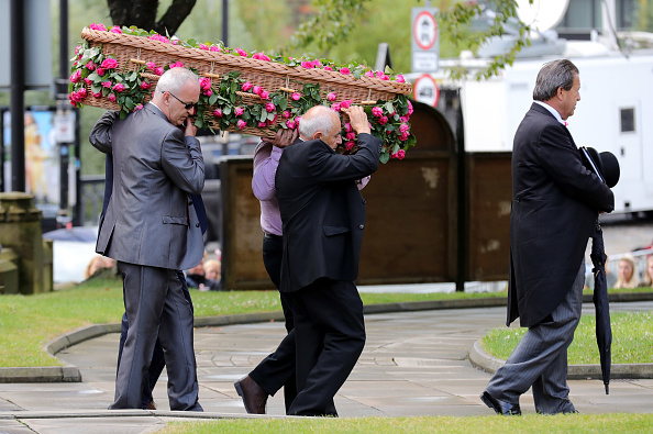 Photography「Funeral Takes Place Of Saffie Roussos The Youngest Victim Of The Manchester Terror Attack」:写真・画像(14)[壁紙.com]