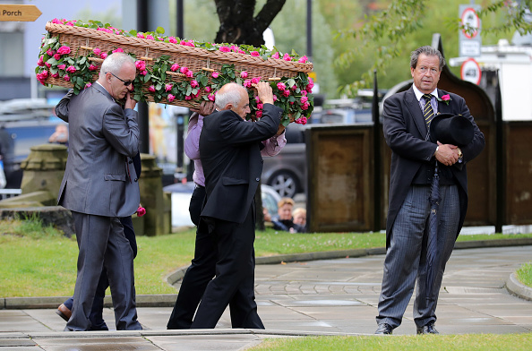 Photography「Funeral Takes Place Of Saffie Roussos The Youngest Victim Of The Manchester Terror Attack」:写真・画像(16)[壁紙.com]