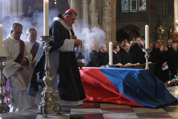 St Vitus's Cathedral「State Funeral Of Vaclav Havel」:写真・画像(8)[壁紙.com]