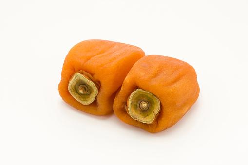 柿「Dried persimmons」:スマホ壁紙(18)