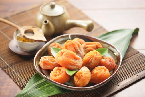 柿「Dried persimmons」:スマホ壁紙(3)