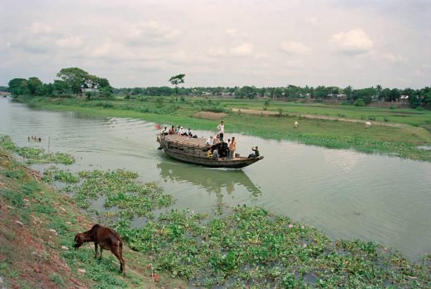 Bangladesh River:ニュース(壁紙.com)