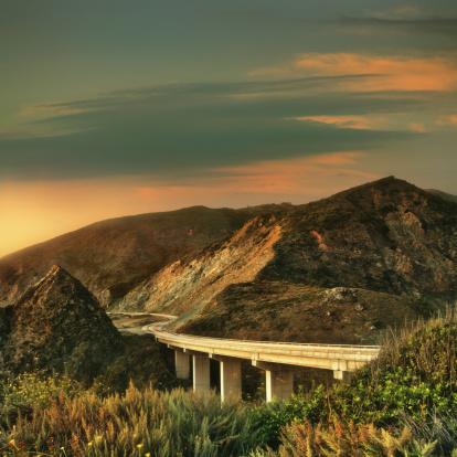 Big Sur「Big Sur coastal road」:スマホ壁紙(19)