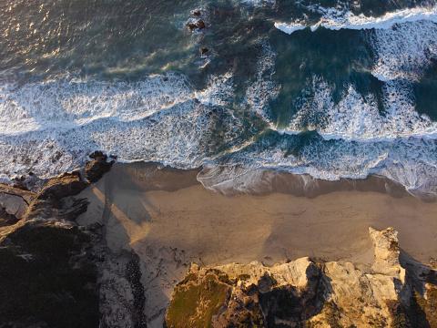 Big Sur「Big Sur Coastline California」:スマホ壁紙(8)