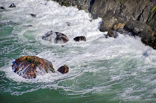 California State Route 1「Big Sur Coastal Waves」:スマホ壁紙(18)