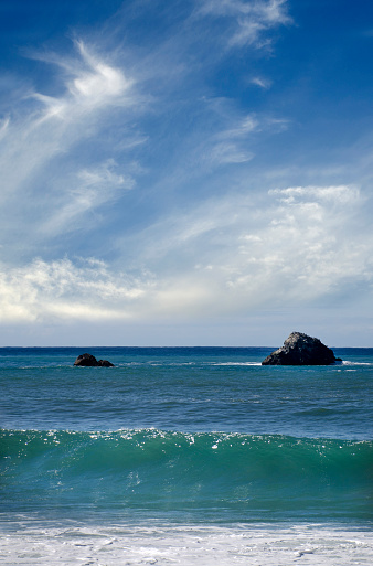 California State Route 1「Big Sur Coastal Waves」:スマホ壁紙(3)