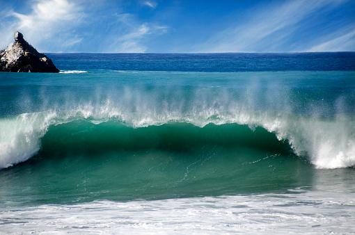 California State Route 1「Big Sur Coastal Waves」:スマホ壁紙(12)