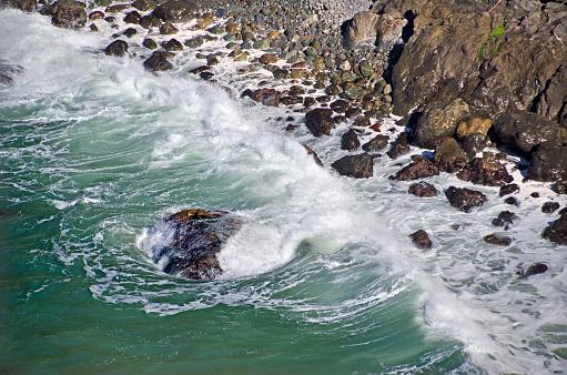 California State Route 1「Big Sur Coastal Waves」:スマホ壁紙(16)