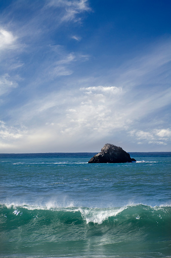 California State Route 1「Big Sur Coastal Waves」:スマホ壁紙(2)