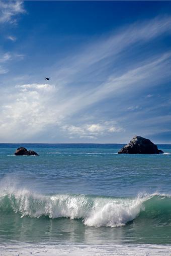 California State Route 1「Big Sur Coastal Waves」:スマホ壁紙(5)