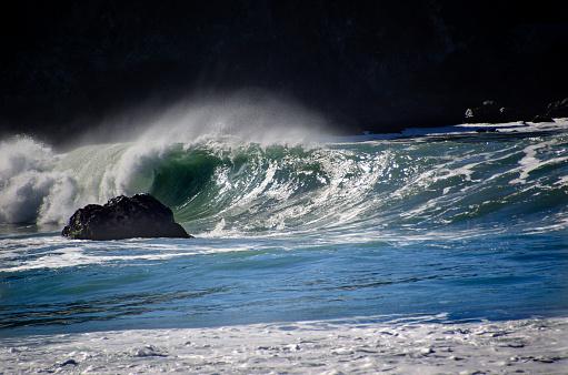 California State Route 1「Big Sur Coastal Waves」:スマホ壁紙(8)