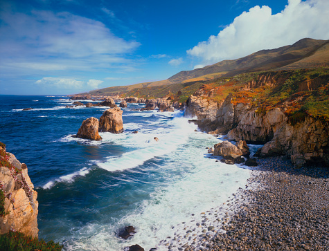 Big Sur「Big Sur Coast Of California」:スマホ壁紙(8)