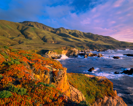 Big Sur「Big Sur Coast Of California」:スマホ壁紙(0)