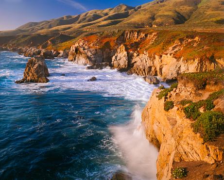 Big Sur「Big Sur Coast Of California」:スマホ壁紙(15)
