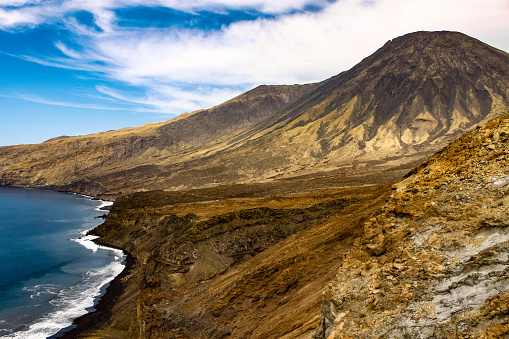Lava「Tarrafal Monte Trigo of Santo Antão island in Cabo Verde」:スマホ壁紙(12)