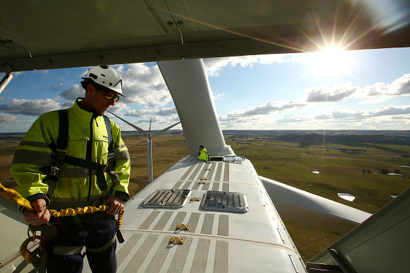 Technician「General Views Of Taralga Wind Farm」:写真・画像(19)[壁紙.com]
