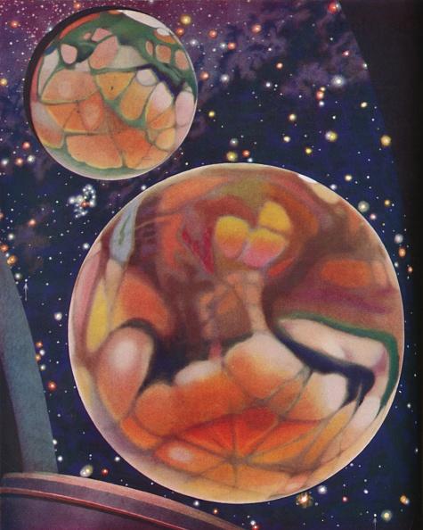 Fantasy「The Red Planet Studied Through The Modern Telescope」:写真・画像(19)[壁紙.com]