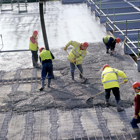 静物「Placing and spreading pumped in situ concrete to reinforced slab」:写真・画像(19)[壁紙.com]