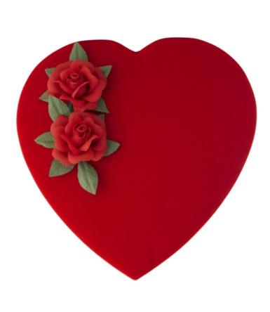 Heart「Valentine gift box」:スマホ壁紙(1)