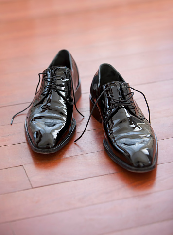 Formalwear「men's black shoes」:スマホ壁紙(3)