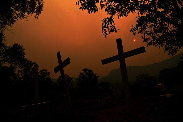 オーストラリア「Firefighters Remain On High Alert In The Hunter Region As Bushfire Conditions Remain Severe」:写真・画像(12)[壁紙.com]