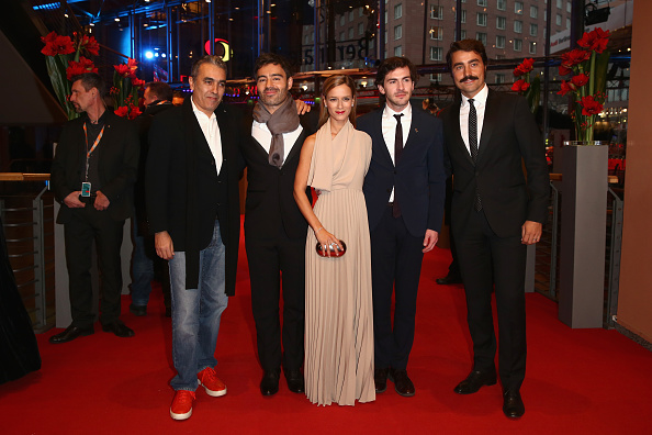 Andreas Pereira「'Letters from War' Premiere - 66th Berlinale International Film Festival」:写真・画像(13)[壁紙.com]