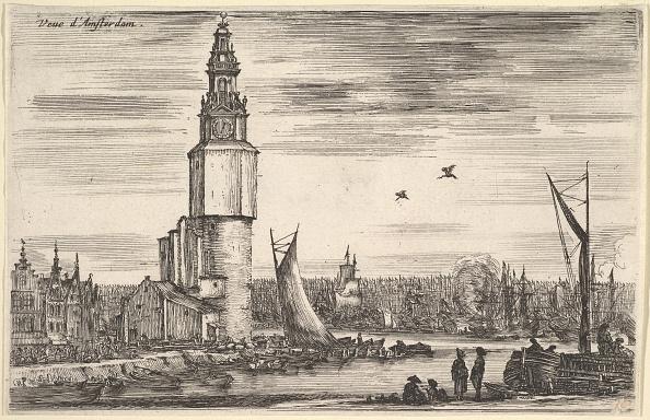 Metropolitan Museum Of Art - New York City「View Of Amsterdam (Vue Damsterdam)」:写真・画像(7)[壁紙.com]