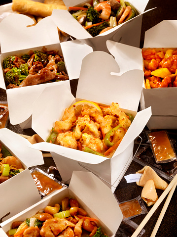Bean Sprout「Chinese Take Out, Salt and Pepper Squid」:スマホ壁紙(10)