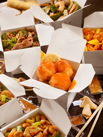 Noodle Bar「Chinese Take Out, Sweet and Sour Chicken balls」:スマホ壁紙(17)